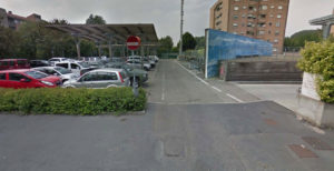 Area perimetrale piazza Incontro tra i Popoli