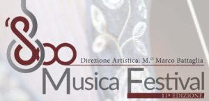 800 Musica Festival
