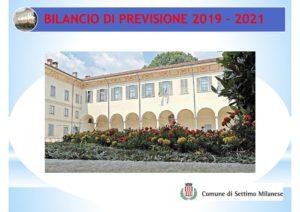 Bilancio di Previsione 2019-21