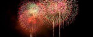 Utilizzo di artifici pirotecnici