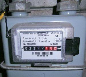 Sostituzione contatori gas