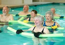 Nuoto anziani