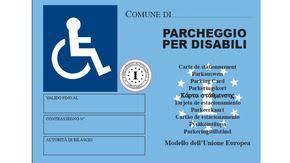 Proroga Pass Disabili